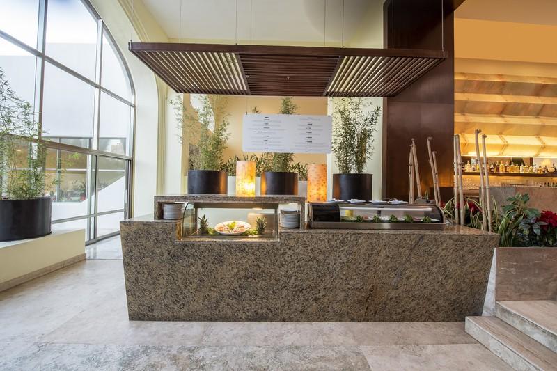 Restaurant Fiesta Americana Condesa Cancun All Inclusive