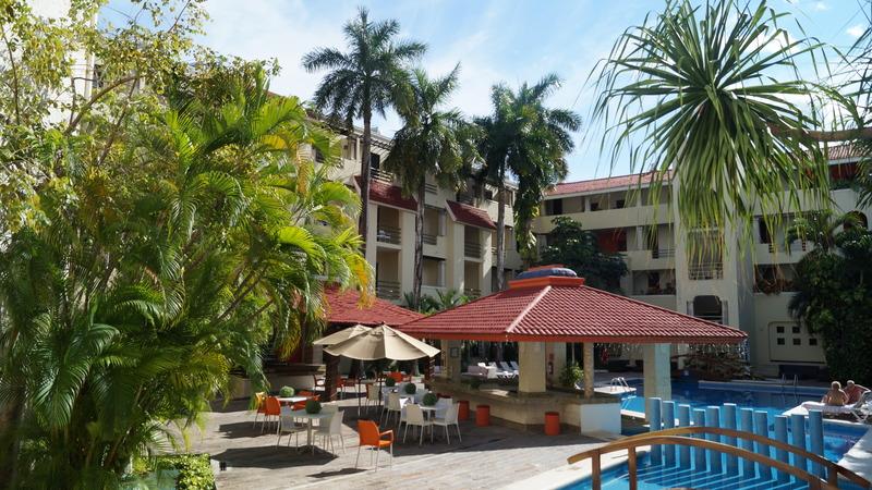 Pool Adhara Hacienda Cancun