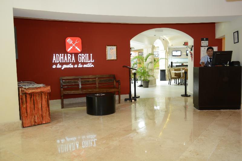 Restaurant Adhara Hacienda Cancun