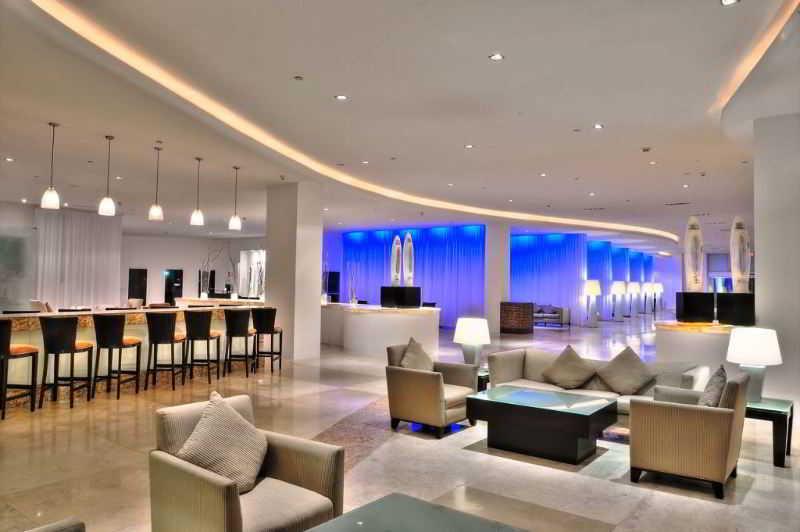 Lobby Le Blanc Spa Resort