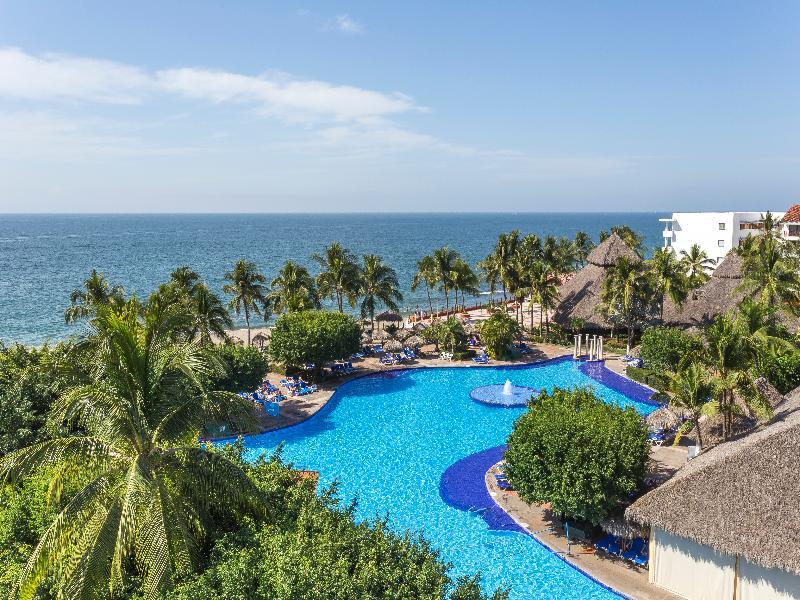 Pool Melia Puerto Vallarta All Inclusive