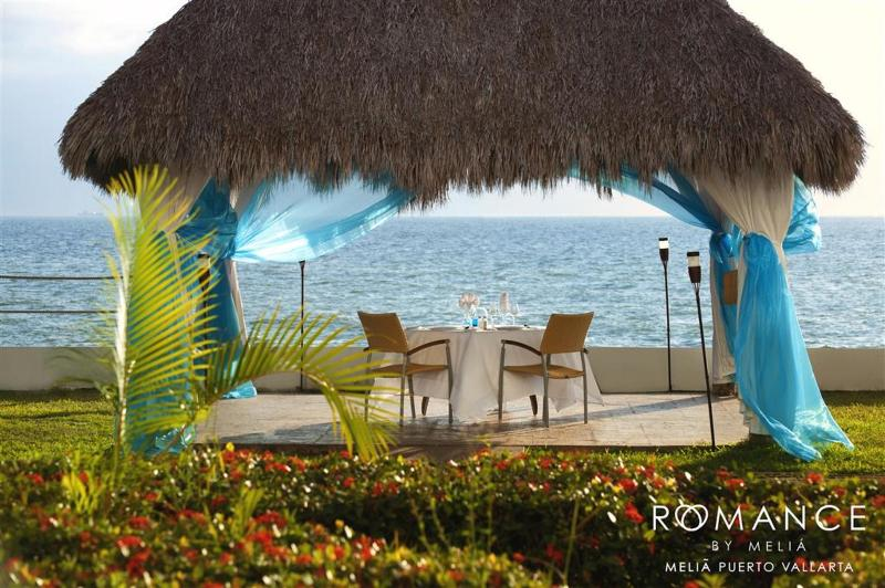 Terrace Melia Puerto Vallarta All Inclusive