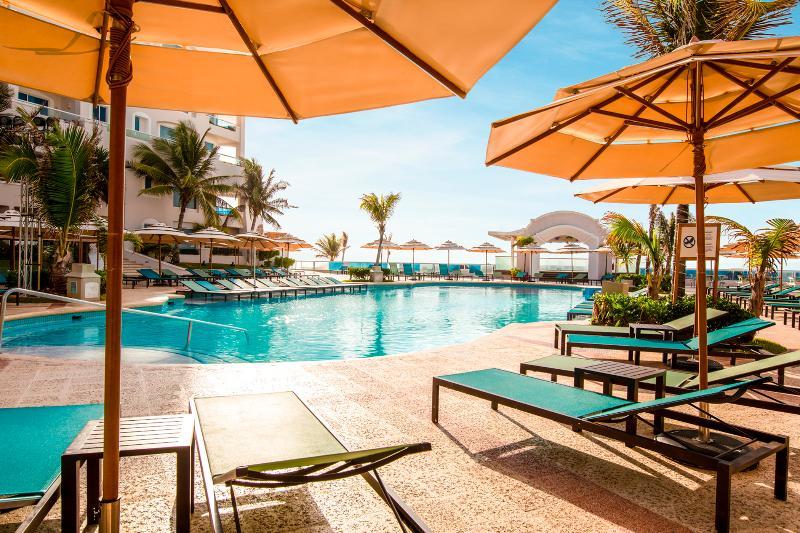 Pool Panama Jack Resorts Cancun