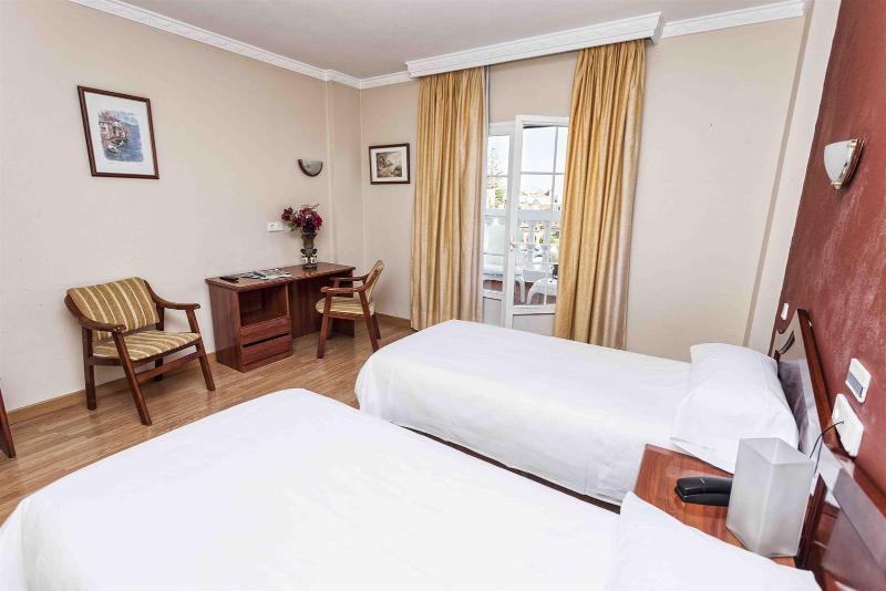 General view Mazagon Mig Hotel