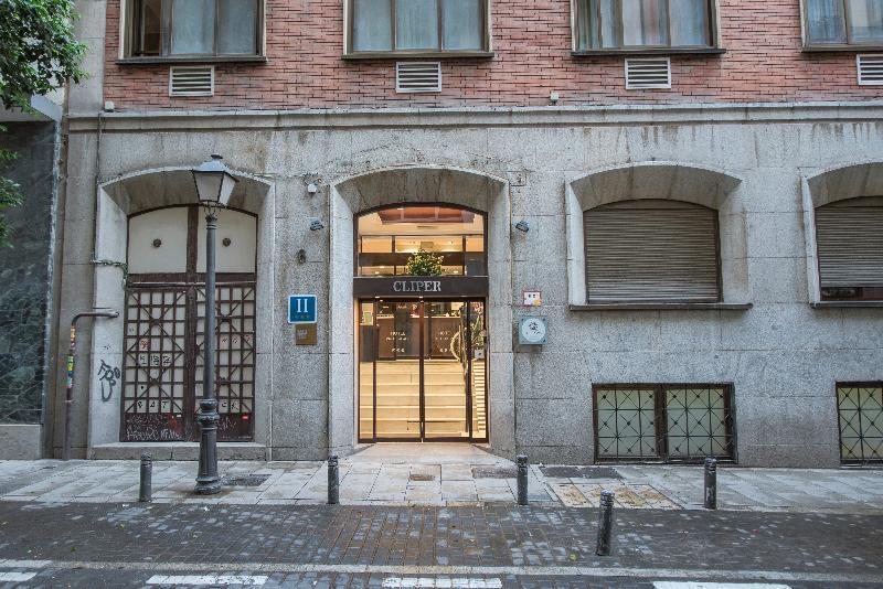 Мадрид - Petit Palace Cliper Gran Va