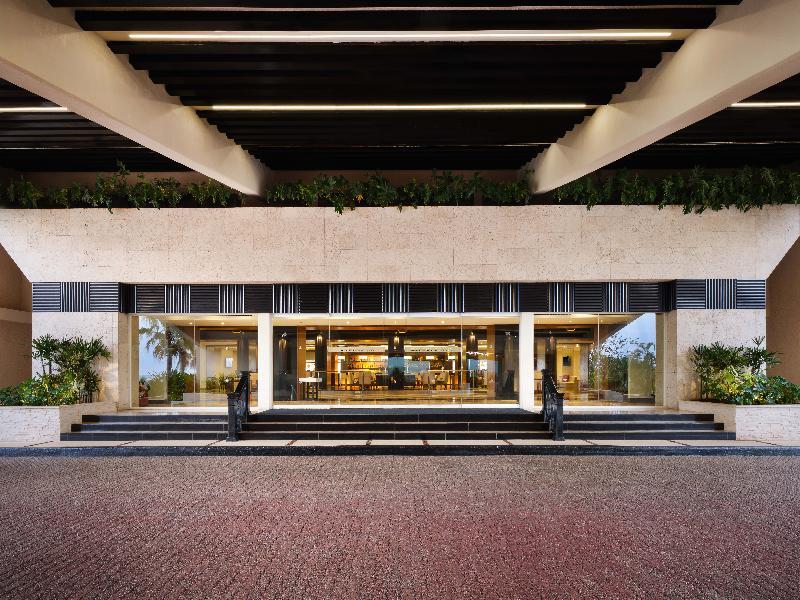 Lobby Omni Cancun Hotel & Villas