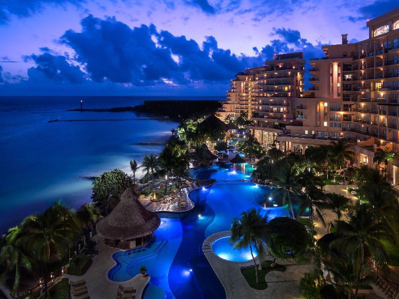 General view Grand Fiesta Americana Coral Beach Cancun Resort