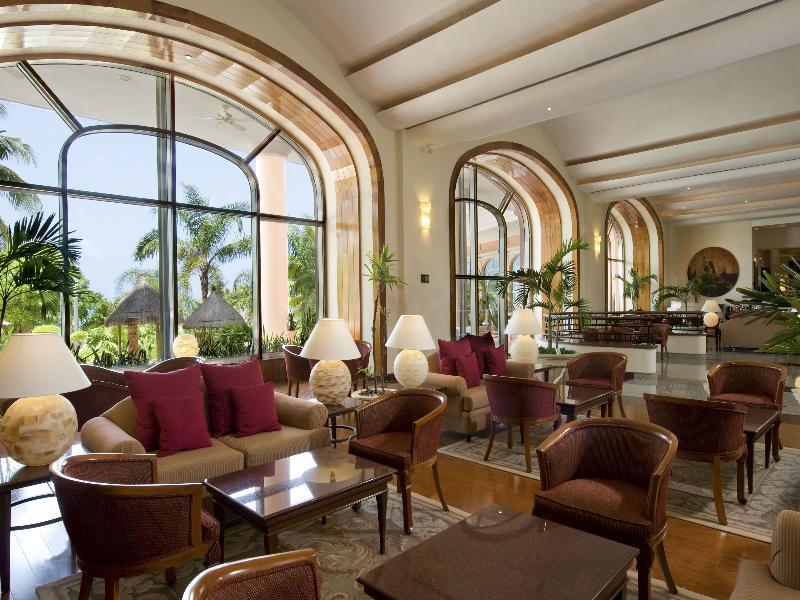 Lobby Grand Fiesta Americana Coral Beach Cancun Resort