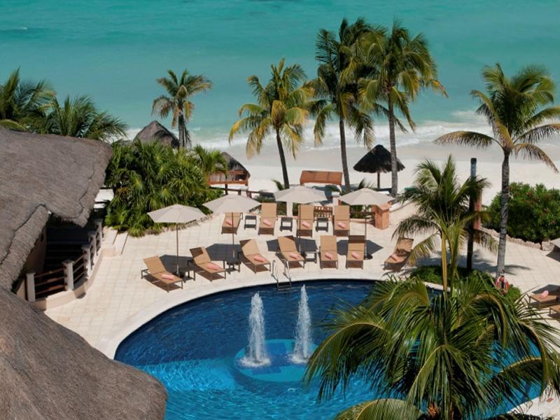 Pool Grand Fiesta Americana Coral Beach Cancun Resort