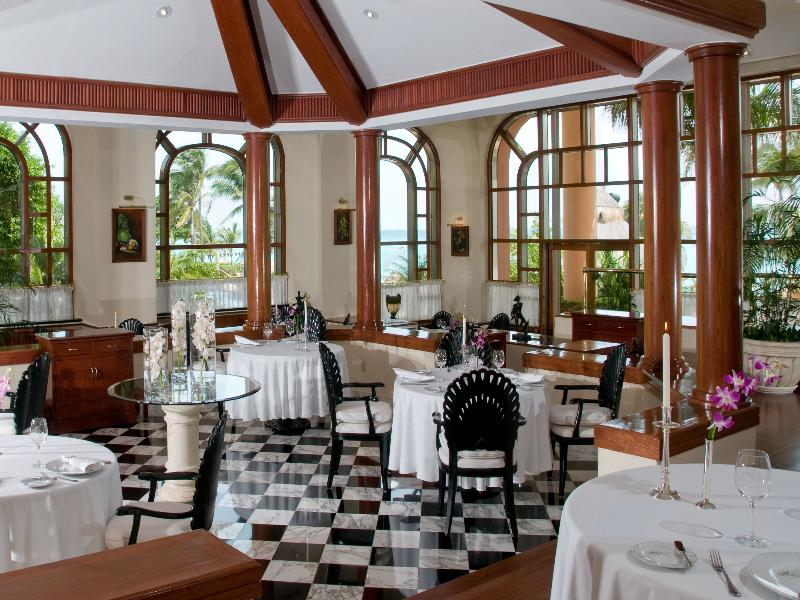 Restaurant Grand Fiesta Americana Coral Beach Cancun Resort