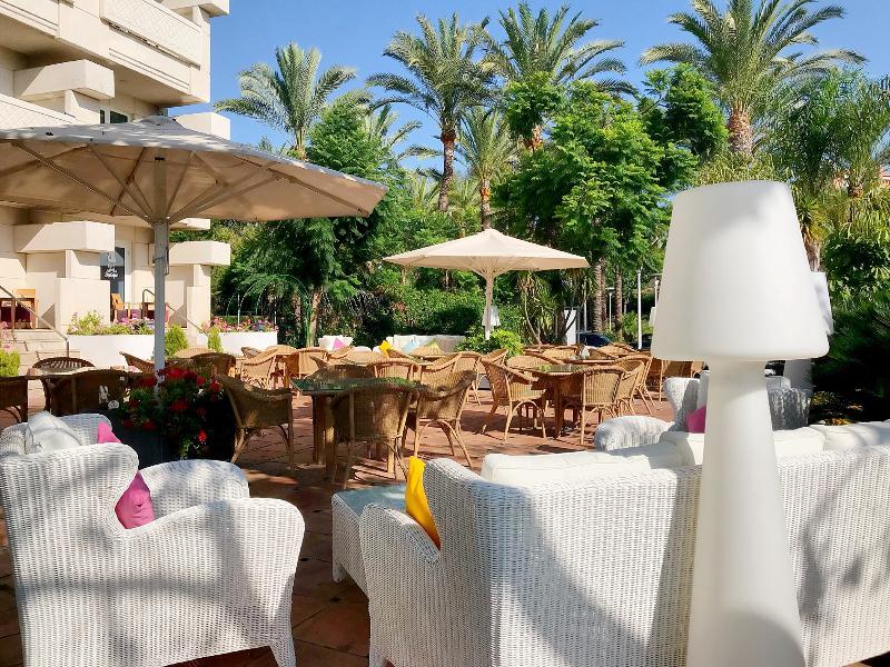 Restaurant Alanda Hotel Marbella