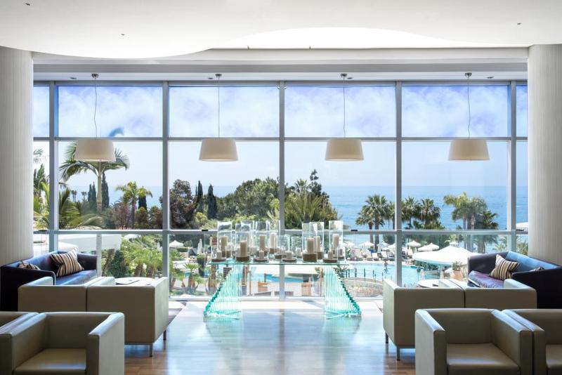 Lobby Mediterranean Beach