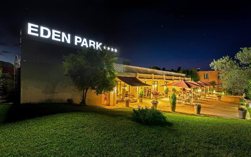 General view Eden Park