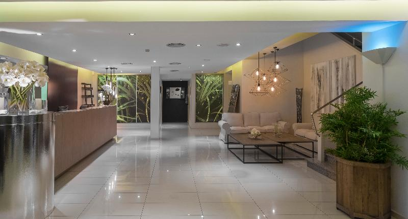 Lobby Eden Park