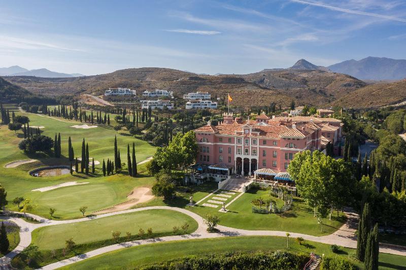 General view Villa Padierna Palace Hotel