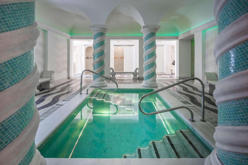 Sports and Entertainment Villa Padierna Palace Hotel