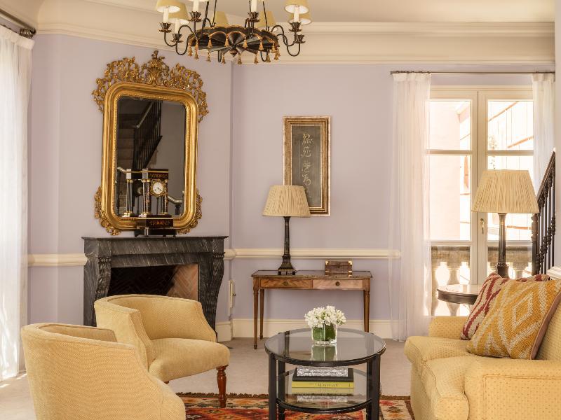 Room Villa Padierna Palace Hotel