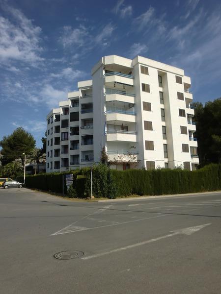 imagen de hotel Apartamentos Tres Carabelas 3000
