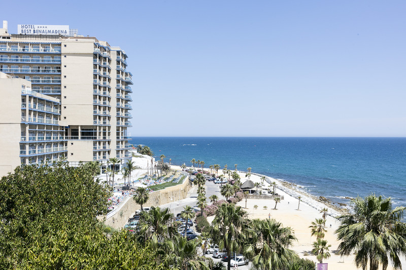 General view Hotel Best Benalmadena