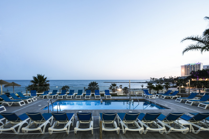 Pool Hotel Best Benalmadena