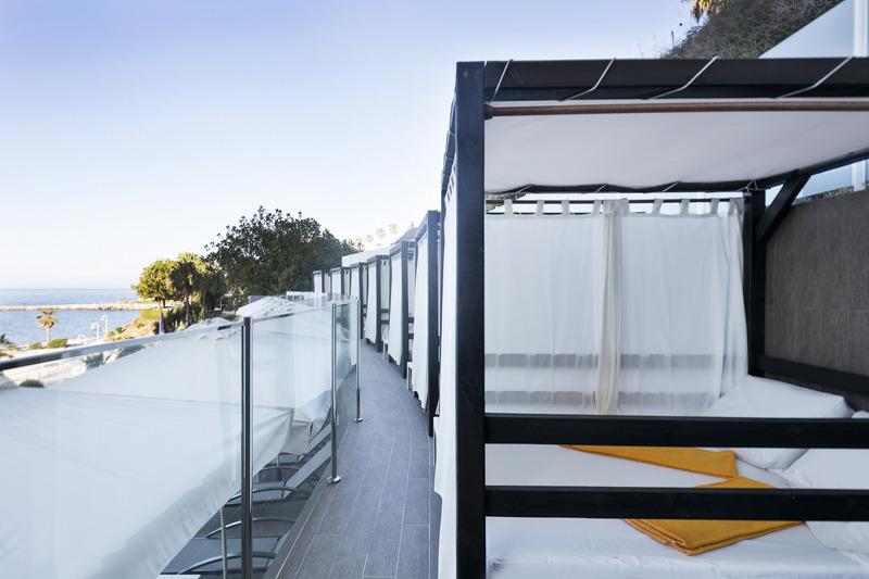 Terrace Hotel Best Benalmadena
