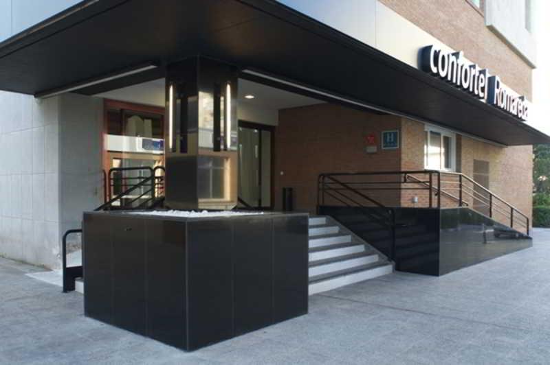 imagen de hotel Ilunion Romareda