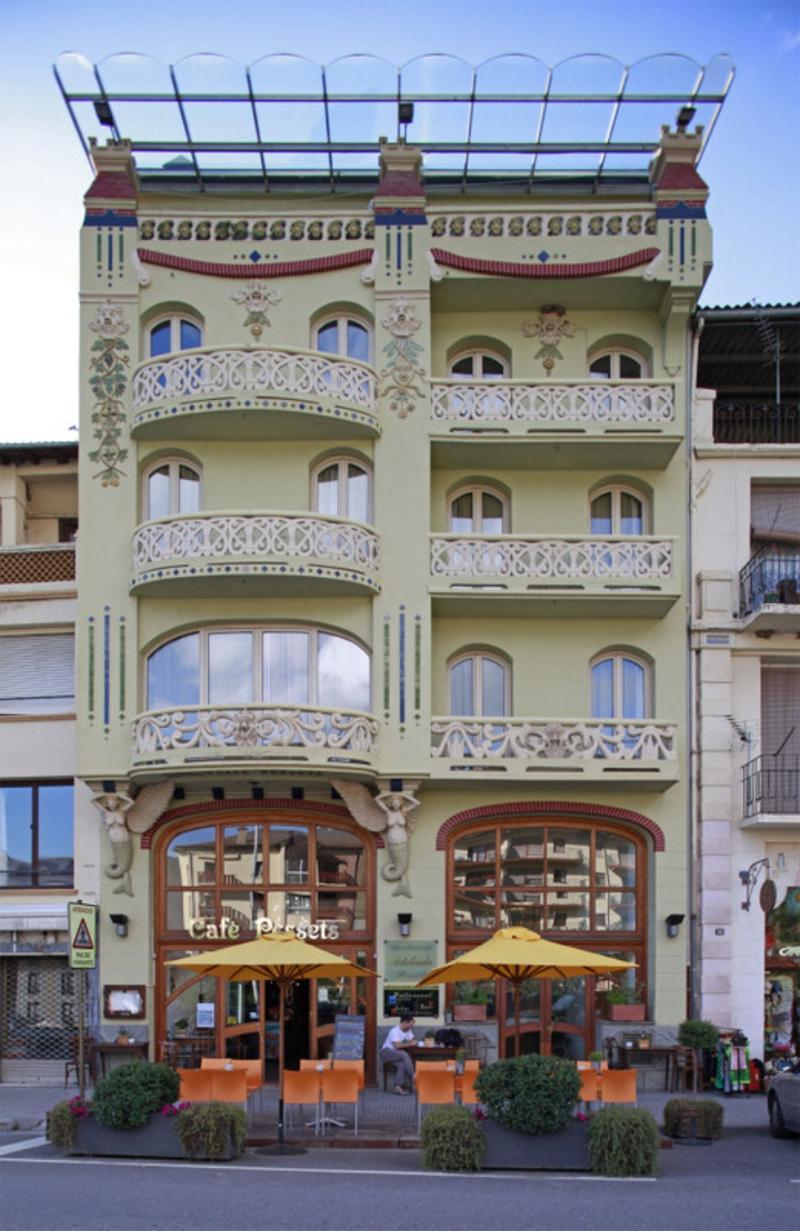 Apartamentos Pessets - Bar - 3