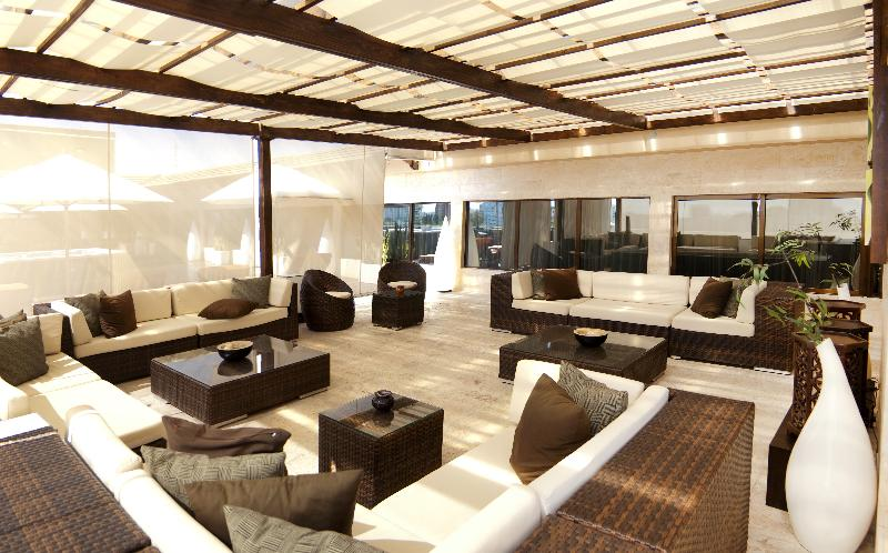 Terrace Barcelo Santo Domingo