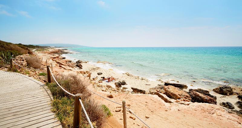 Beach Insotel Hotel Formentera Playa