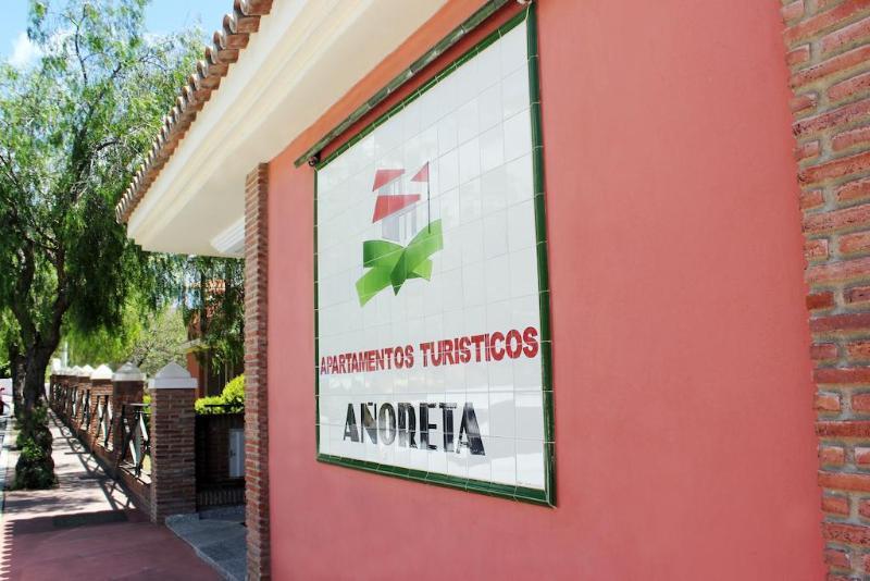 General view Añoreta