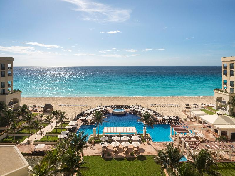 Pool Marriott Cancun Resort
