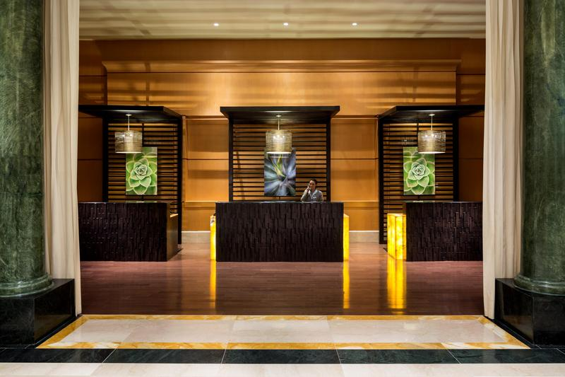 Lobby Jw Marriott Cancun Resort & Spa