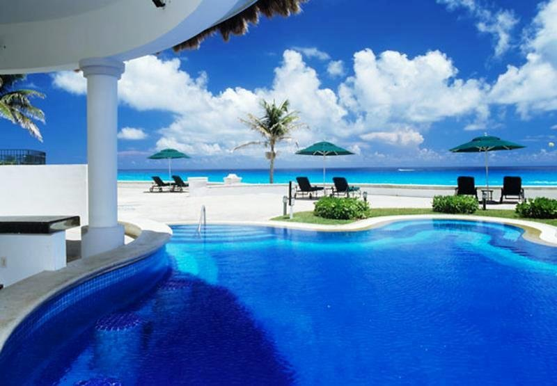 Pool Jw Marriott Cancun Resort & Spa