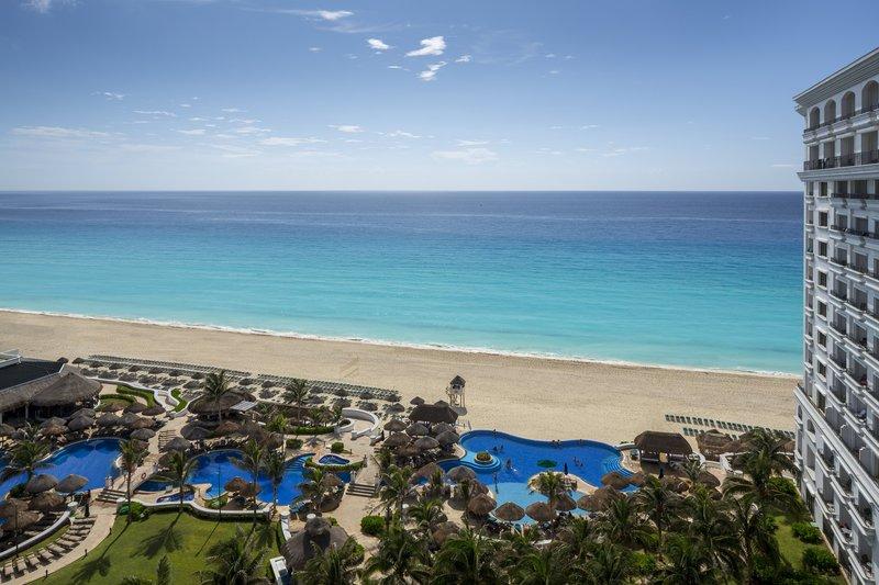 Pool Jw Marriott Cancun Resort & Spa