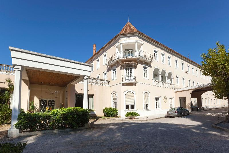 General view Hotel Termas Da Curia