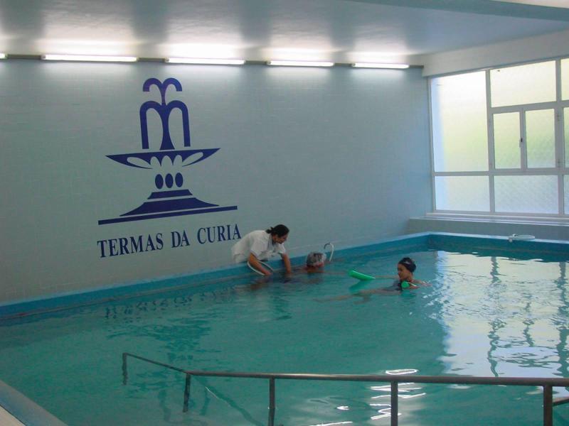 Sports and Entertainment Hotel Termas Da Curia