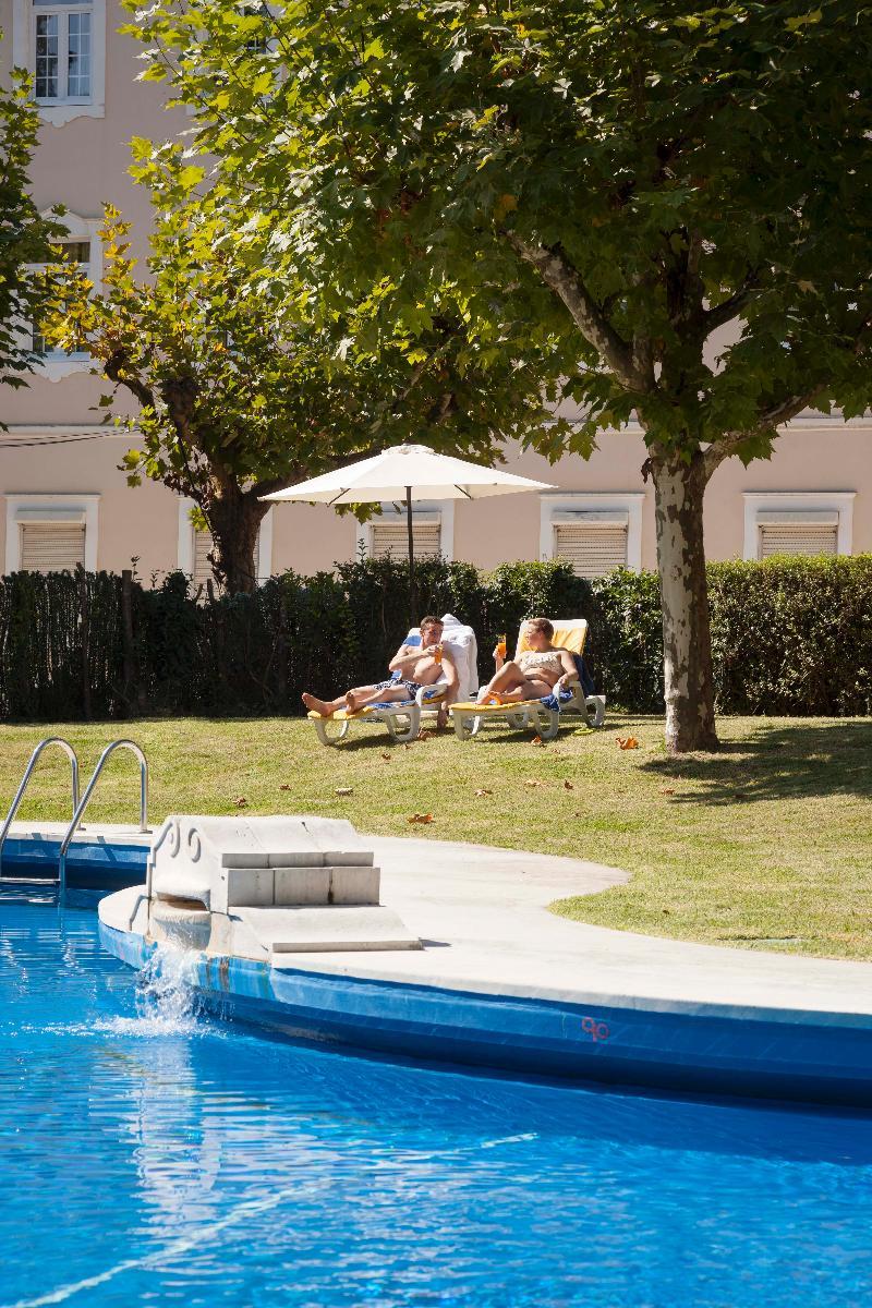Pool Hotel Termas Da Curia