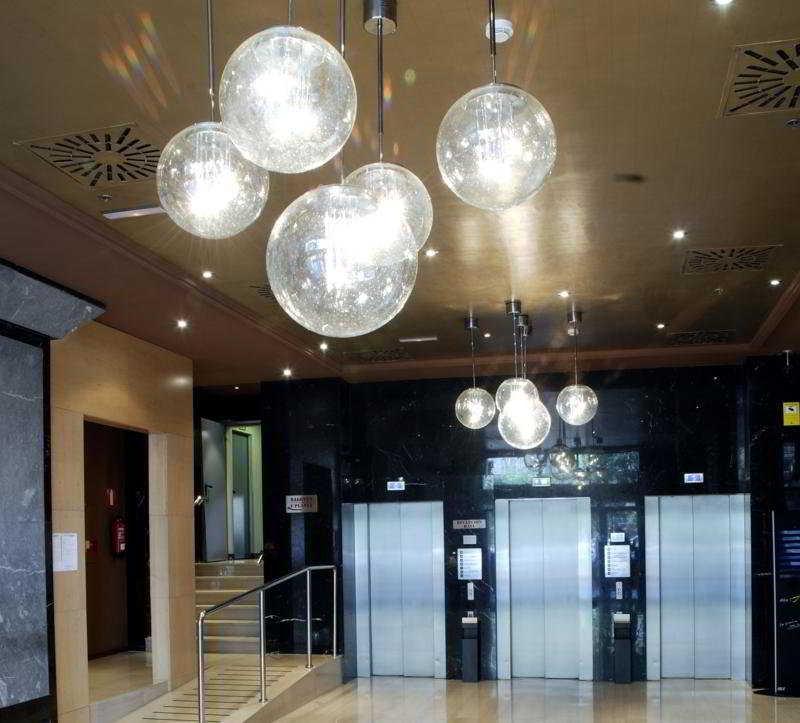 Lobby Abba Madrid