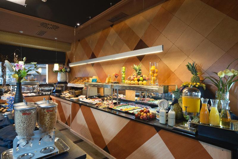 Restaurant Abba Madrid