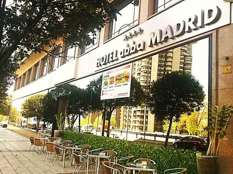 Terrace Abba Madrid
