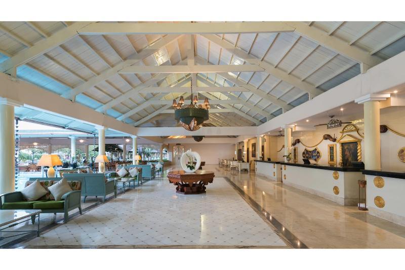 Lobby Iberostar Punta Cana All Inclusive