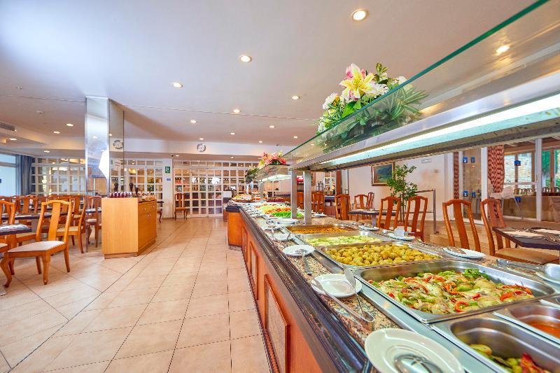 Gavimar La Mirada Club Resort - Restaurant - 24