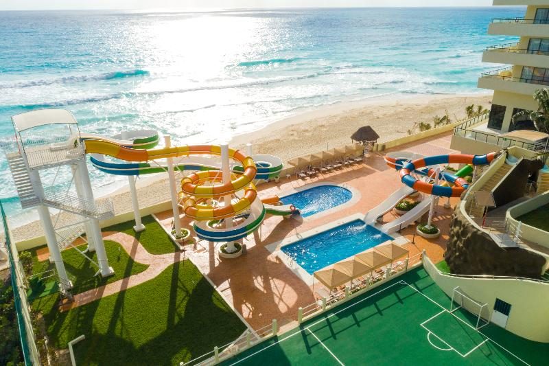 General view Crown Paradise Club Cancun All Inclusive