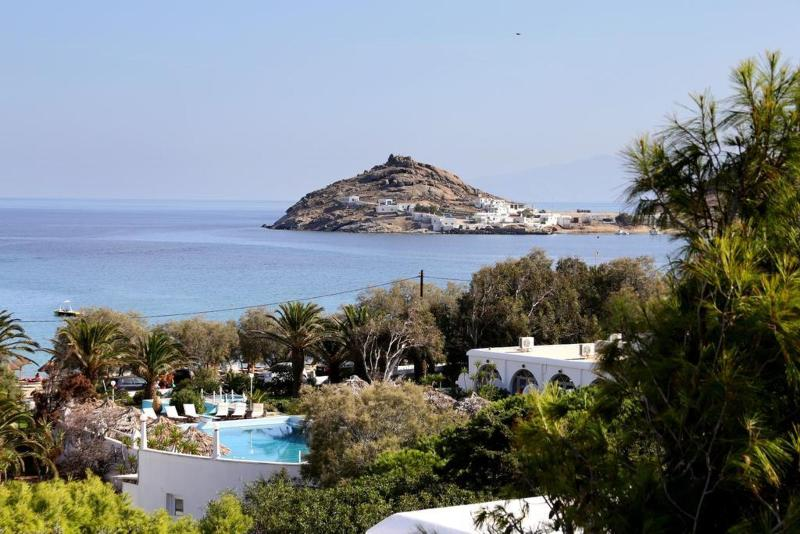 General view Aphrodite Beach