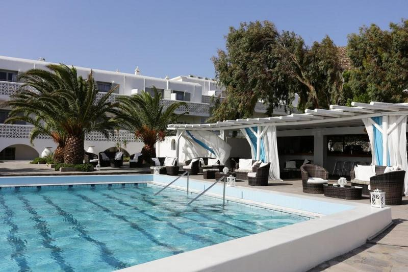Pool Aphrodite Beach