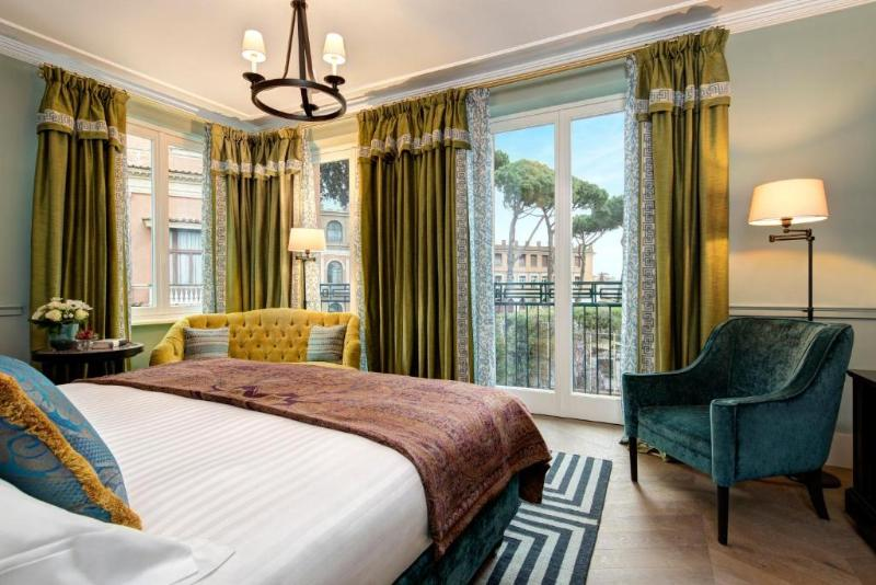 Room Intercontinental De La Ville Roma