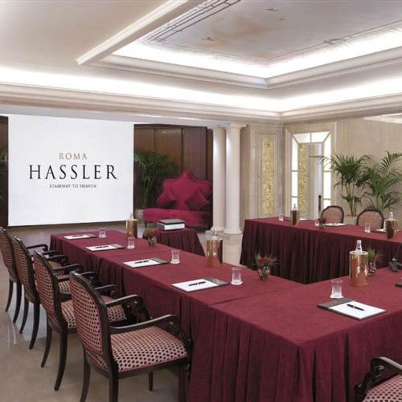 Conferences Hassler