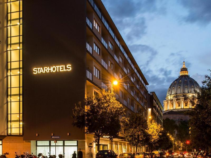 General view Starhotel Michelangelo
