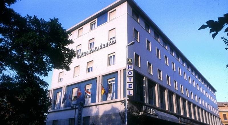 General view Quality Hotel Nova Domus