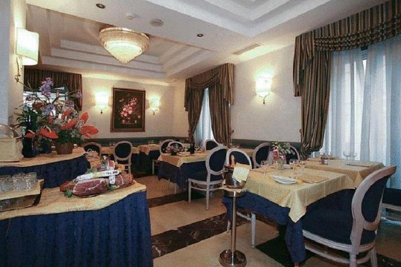 Restaurant Quality Hotel Nova Domus
